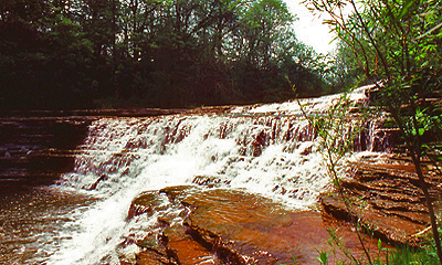 Falls on Elk Creek, Wayne Twp, Butler County, Ohio